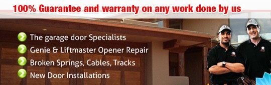 Garage door repair Santa Monica CA
